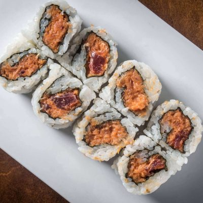 Crunch Spicy Tuna Roll