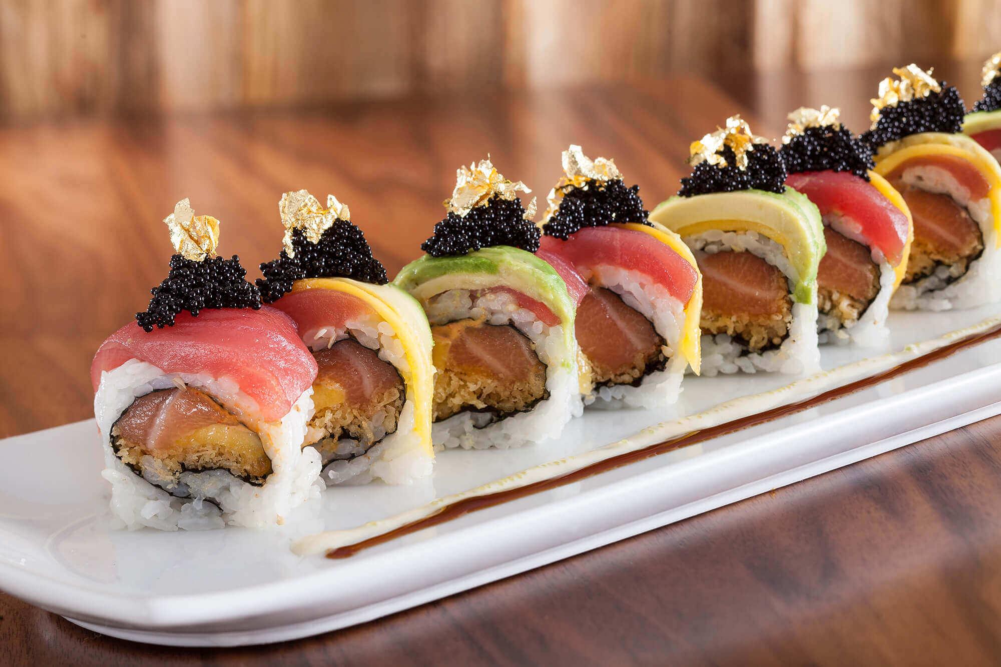 Japanese Restaurant | NYC | Haru Sushi