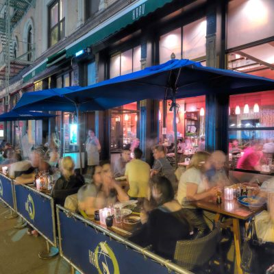 NYC: Amsterdam Ave Location