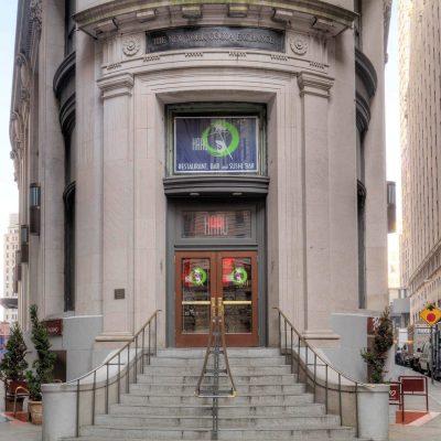 NYC: Wall Street Location