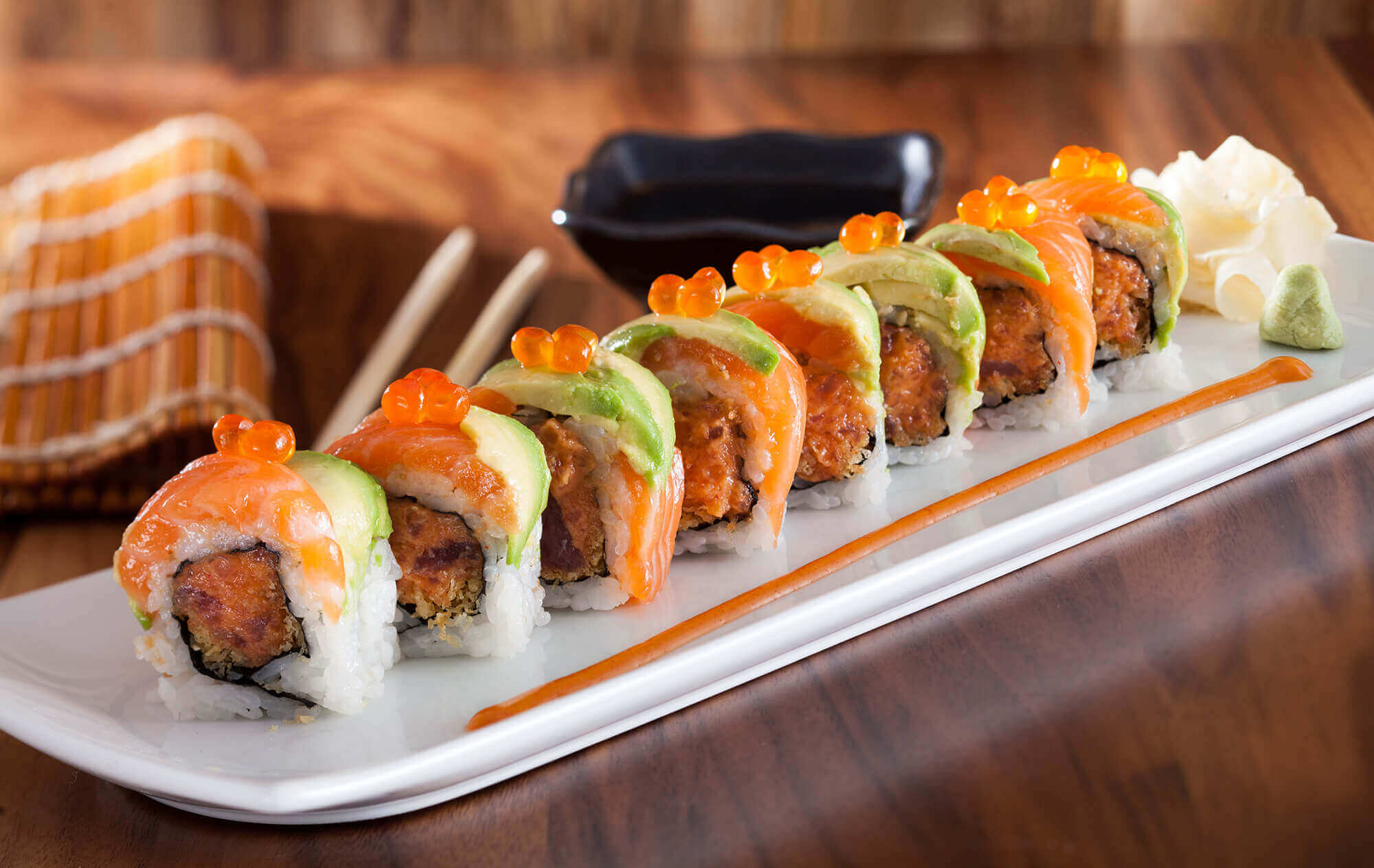 Spicy Titanic Roll