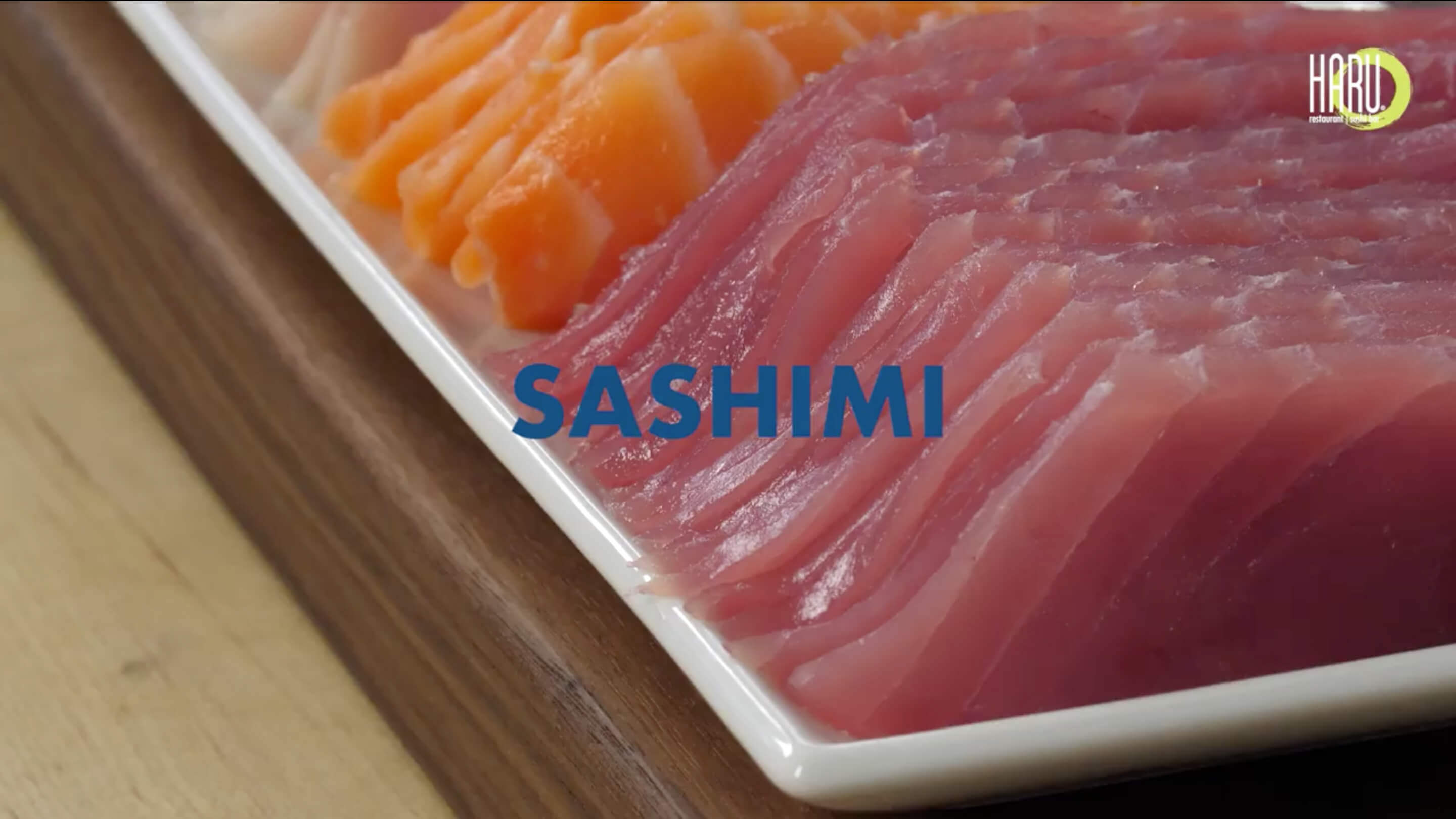 Sashimi Video Cover