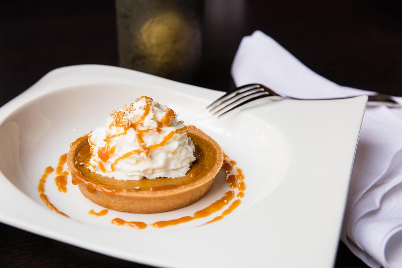 LTO Kabocha Pumpkin Pie