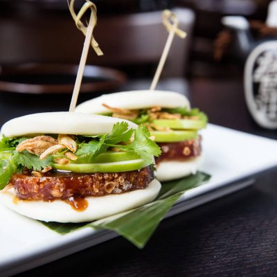 LTO: Pork Belly Bao