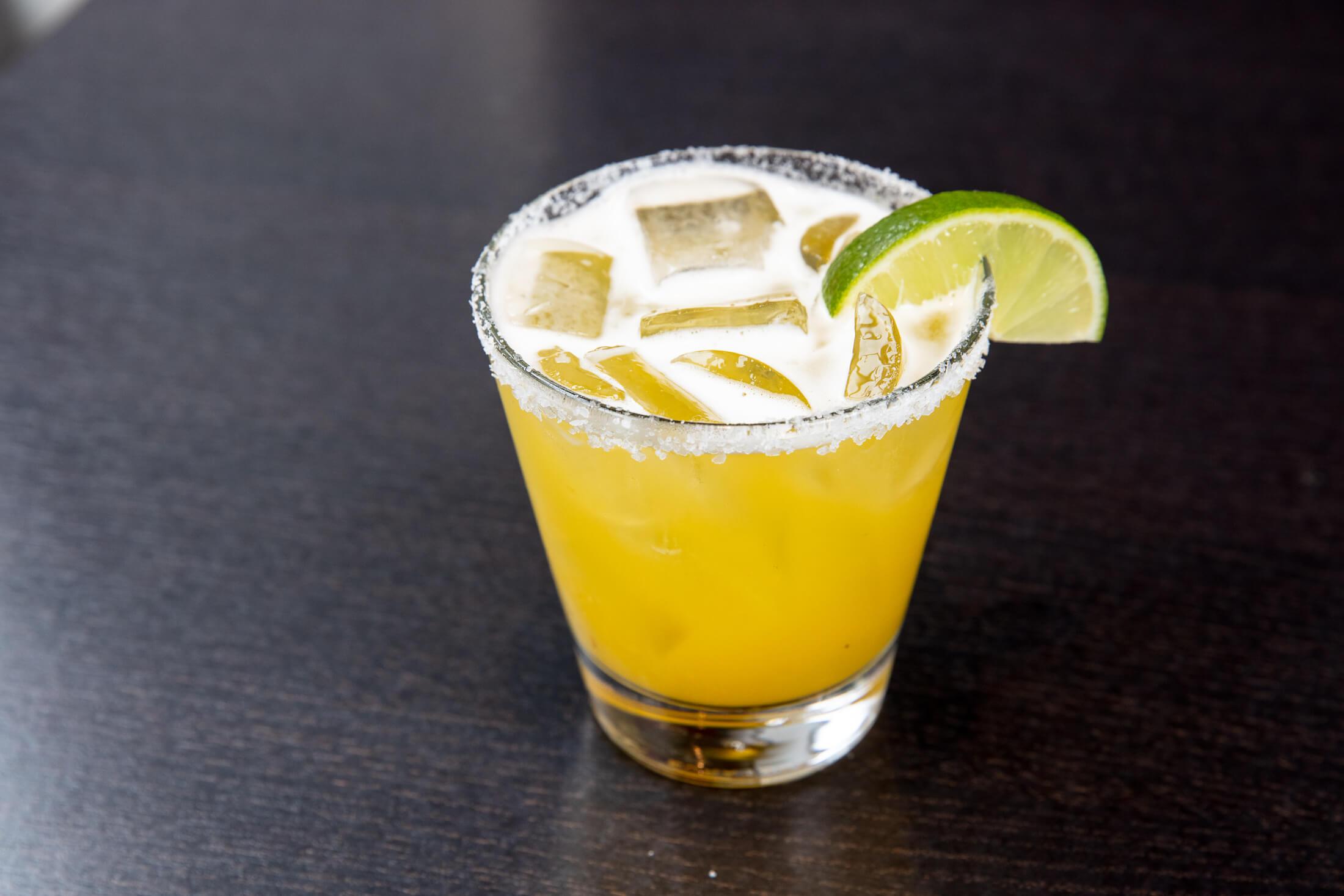 Lilikoi Margarita